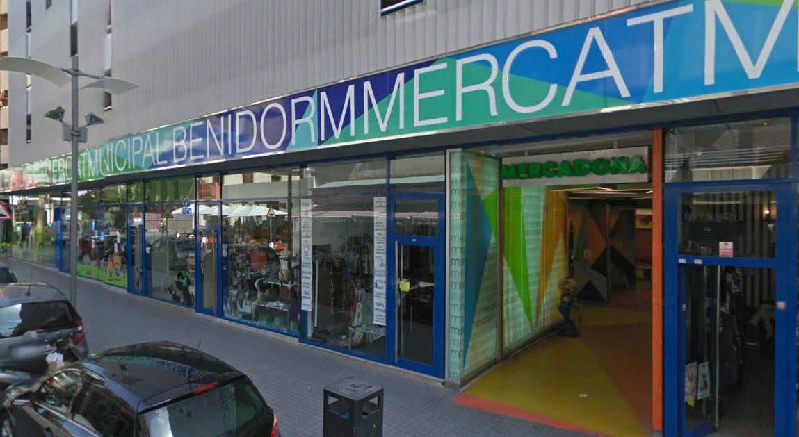 Benidorm intenta salvar el 'pero' del TSJ al exceso de plantas del mercado  apelando a que se necesitaba aparcamiento en la zona | Noticias La Marina  Plaza
