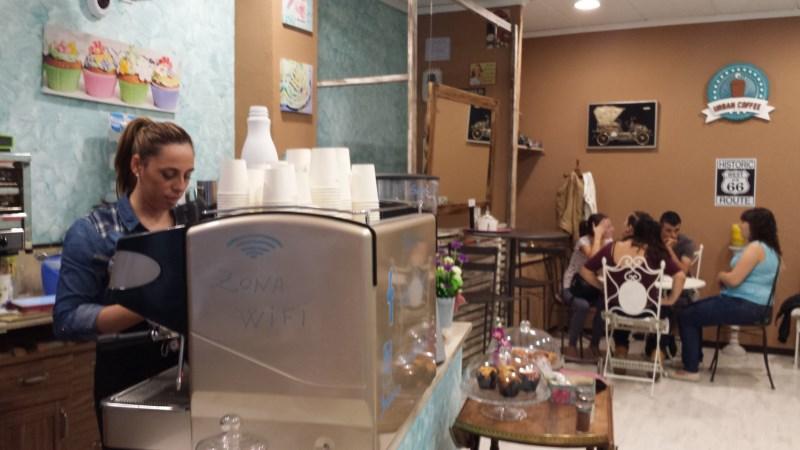 Urban Coffee, 'frappes' y tés londinenses en una cafetería 'vintage'