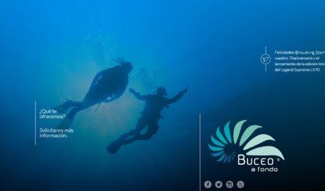 EMPRESAS SINGULARES: Buceo a fondo, reserva de excursiones a un solo click