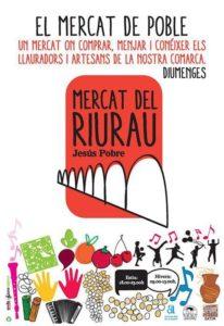 Mercat del Riurau: mercat de productes de llauradors i artesans locals -Jesús Pobre- @ Mercat del Riurau de Jesús Pobre