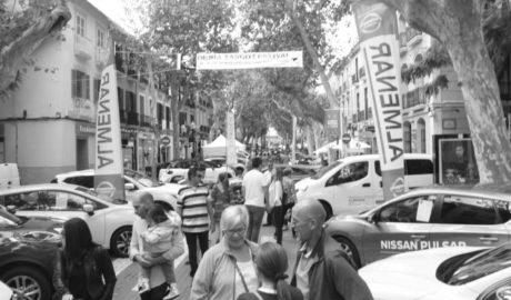 [GALERÍA] Expo Motor Dénia: un gran concesionario en la calle Marqués de Campo