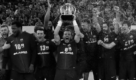 El Barcelona mitiga amb la Copa la seua ferida de la Champions