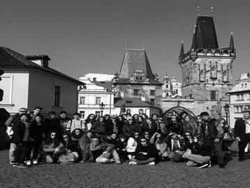 Alumnos del IES Antoni Llidó viajan a Praga