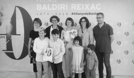 Los prestigiosos premios educativos Baldiri Reixac galardonan al colegio Pou de la Montaña de Dénia