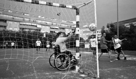 Éxito del Campeonato de Verano de Fútbol Adaptado organizado por Condenados al Bordillo