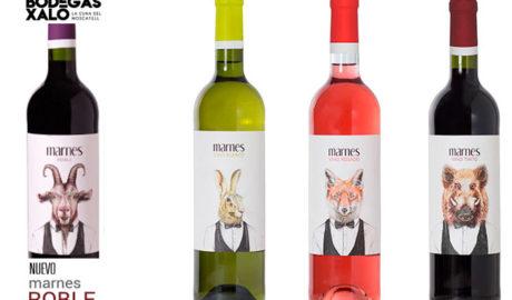 """""""Marnes Roble"""", el nuevo vino tinto de Bodegas Xaló para degustar en restaurantes"""