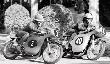 Dénia homenajea el primer triunfo español en el Mundial de Motoclismo hace ahora 50 años