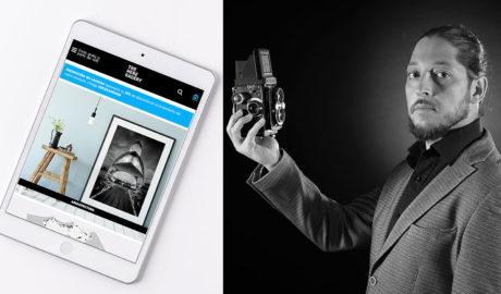 Empresas singulares: The Here Gallery, la galería online para fotógrafos, aficionados y coleccionistas creada en Dénia