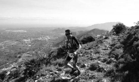 Las montañas de Gata de Gorgos, próximo reto del Circuit Trail Marina