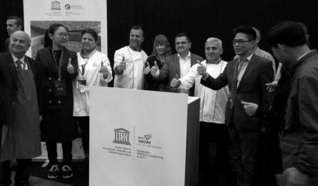 Dénia y la Marina Alta seducen en la feria Gastrónoma y ejercen de embajadoras de las Ciudades Creativas de la Unesco
