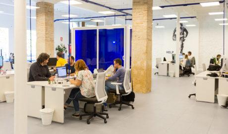 Coworking Knowhere, el lugar donde el negocio crece