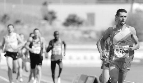 Xàbia homenajea al atleta Moha Rida Younes tras proclamarse subcampeón del mundo de veteranos