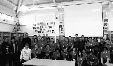 Veintidós alumnos de l'IES Maria Ibars de Dénia obtienen el carné de Mediador Escolar