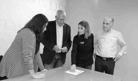 Dénia contará con espacio propio en Fitur como Ciudad Creativa de la Unesco