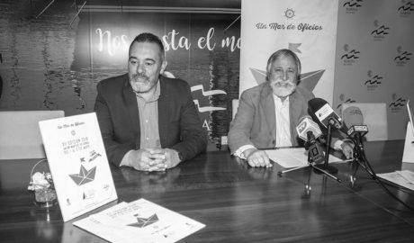 El XII Salón Náutico de Dénia lanza un mensaje contra la precariedad laboral dedicando el certamen a los oficios del mar
