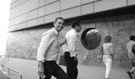 La amistad eterna entre el alcalde de Calp y el exalcalde de Benissa sigue en el Congreso