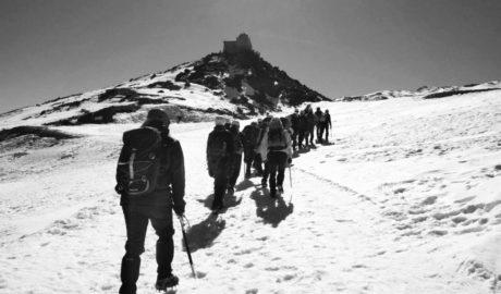 Fotodiario de la expedición a Sierra Nevada de los alumnos del TCAFMN del IES H. Chabàs de Dénia