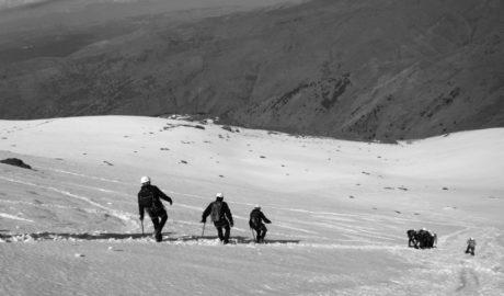 Fotodiario de la expedición a Sierra Nevada de los alumnos del TCAFMN del IES H. Chabàs de Dénia (II)