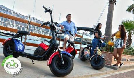 Chiki Rent, la revolución de las scooters eléctricas llega a Dénia