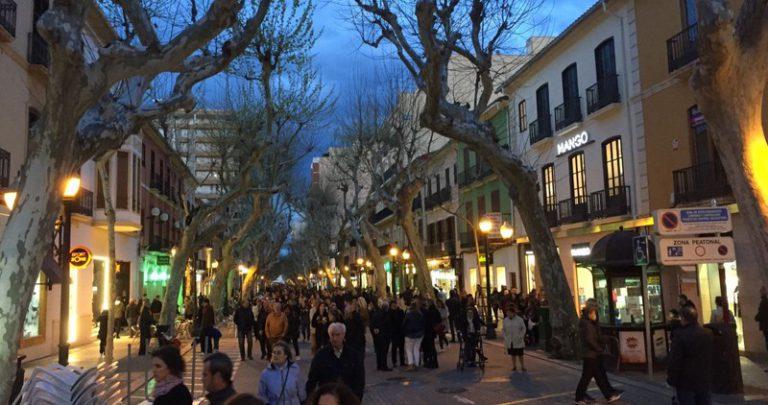 La calle Campo de Dénia permanecerá cerrada nueve días por las ...