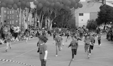 El colegio Montgó lucha contra la leucemia infantil con una carrera solidaria