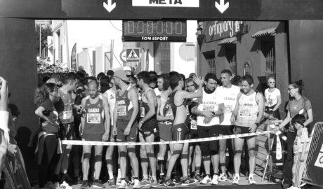 Más de mil atletas en el 'Tourmalet' de la Marina Alta