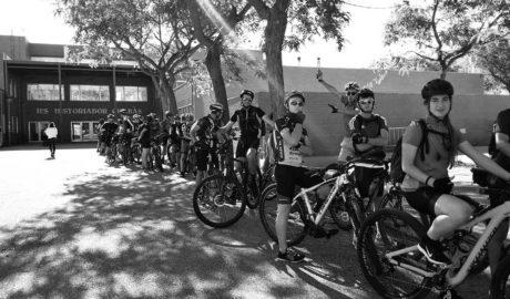De Dénia a Biar en bici 2019, diario de la expedición de los alumnos del TCAFMN del IES Chabàs de Dénia