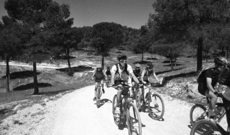 De Dénia a Biar en bici 2019, diario de la expedición de los alumnos del TCAFMN del IES Chabàs de Dénia (IV)