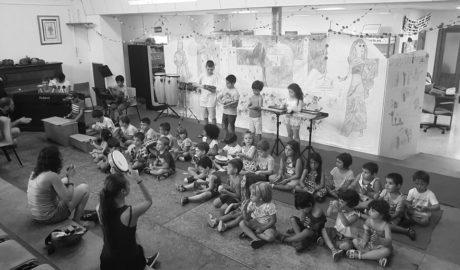 Aprender jugando, vuelve la Escuela de Verano Musical de Dénia