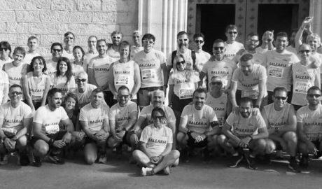 El grupo Dénia Corre, segundo en el Circuit a Peu de la Marina Alta en su primera participación