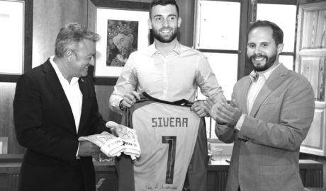 """Antonio Sivera: """"Espero poder seguir cumpliendo sueños con Xàbia a mi lado"""""""