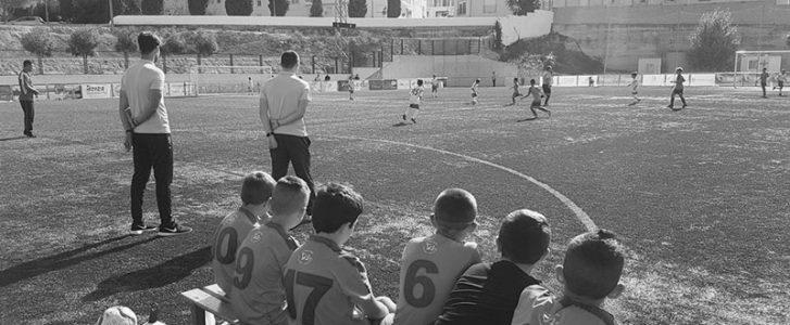"""Denuncian la fuga de niños y jóvenes de Teulada a pueblos vecinos por la """"nefasta gestión"""" de la Escuela de Fútbol"""