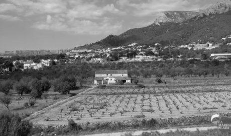 [VÍDEO] Una finca histórica de Calp en peligro por la urbanización del Polígono Industrial