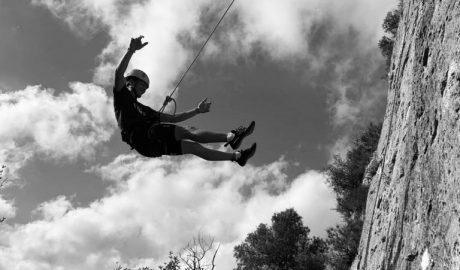 Sesenta alumnos del IES Chabás de Dénia viven unas jornadas de convivencia y deporte en Xaló
