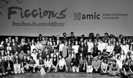En marcha la 12ª edición del Concurso literario para jóvenes 'Ficcions'