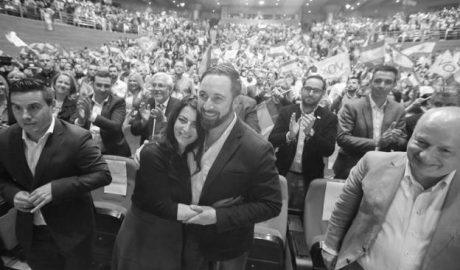 Llamamiento tardío en Madrid y también en Dénia contra Vox