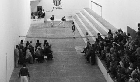 La 'pilota', un espectáculo único que mezcla deporte, arte y maestría en Benissa