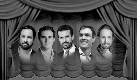 Elecciones 10-N: El futuro del teatrillo