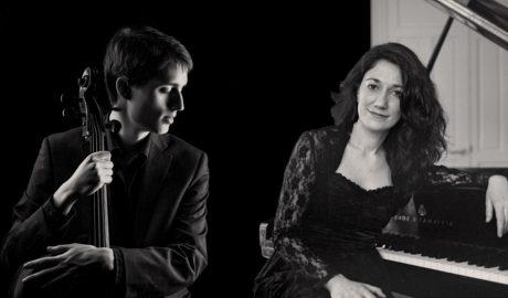 El violonchelo de Fernando Arias y el piano de Noelia Rodiles bucean en el alma eslava