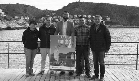 Teulada pone en marcha una Escuela de Vela municipal