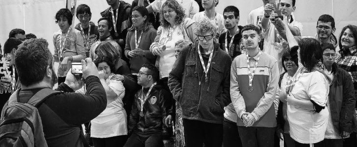 Los deportistas dianenses baten su récord de medallas en el Campeonato Provincial de Deporte Adaptado