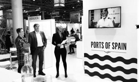 La 13ª edición del Salón Náutico de Dénia presentada en el Boot Düsseldorf, el evento náutico más grande de Europa