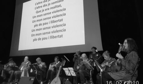 La colla del Cànter, música viva en la memoria