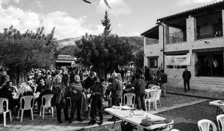A las puertas de la 7ª Gran Calçotada Solidaria de Amadem