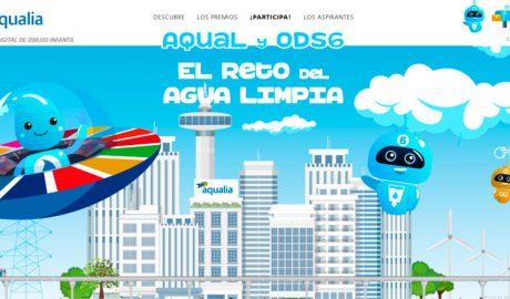 Aqualia acerca los Objetivos de Desarrollo Sostenible de las Naciones Unidas y la Agenda 2030 a los colegios en la 18ª edición de su Concurso Infantil