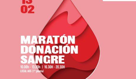 Portal de la Marina organiza un maratón solidario de donación de sangre