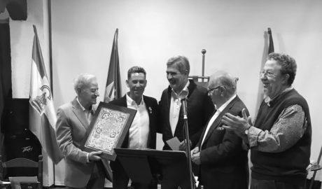40 años por la libertad en Andalucía, 40 poemarios por Adolfo Utor Acevedo en Dénia