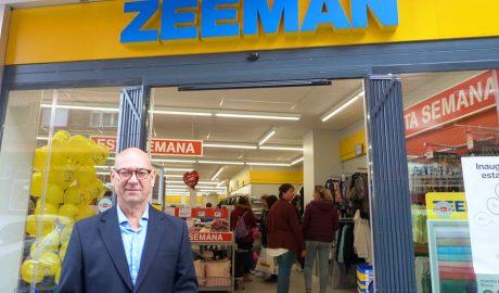 La cadena holandesa Zeeman inaugura en Dénia su primera tienda de la provincia de Alicante