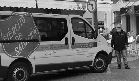 Fallece Ángelo Bertarelli, el incansable conductor del Ejército de Salvación de Dénia
