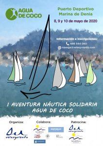 Evento solidario: I Aventura Náutica Solidaria Agua de Coco en Marina de Dénia @ Marina de Dénia